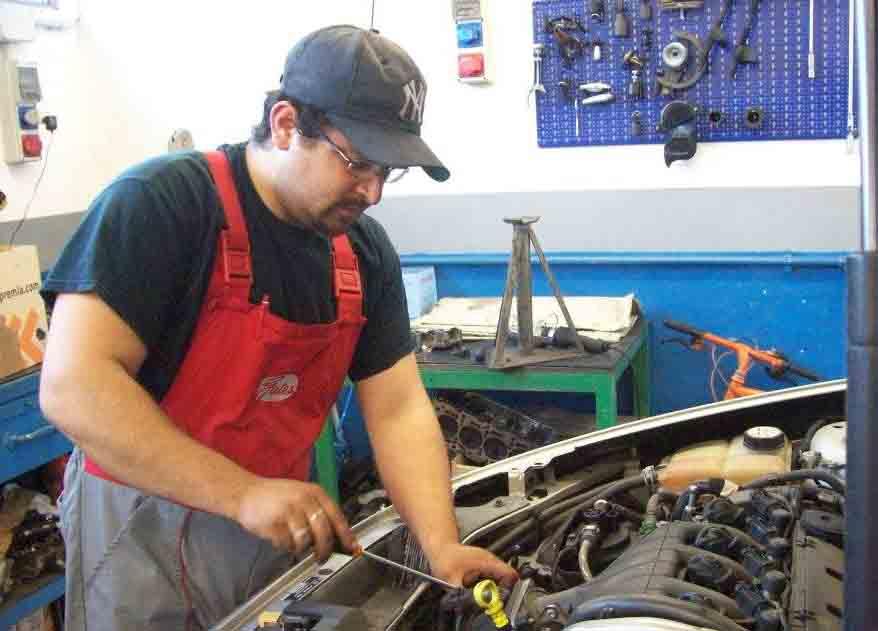 riparazioni auto abc motors 1